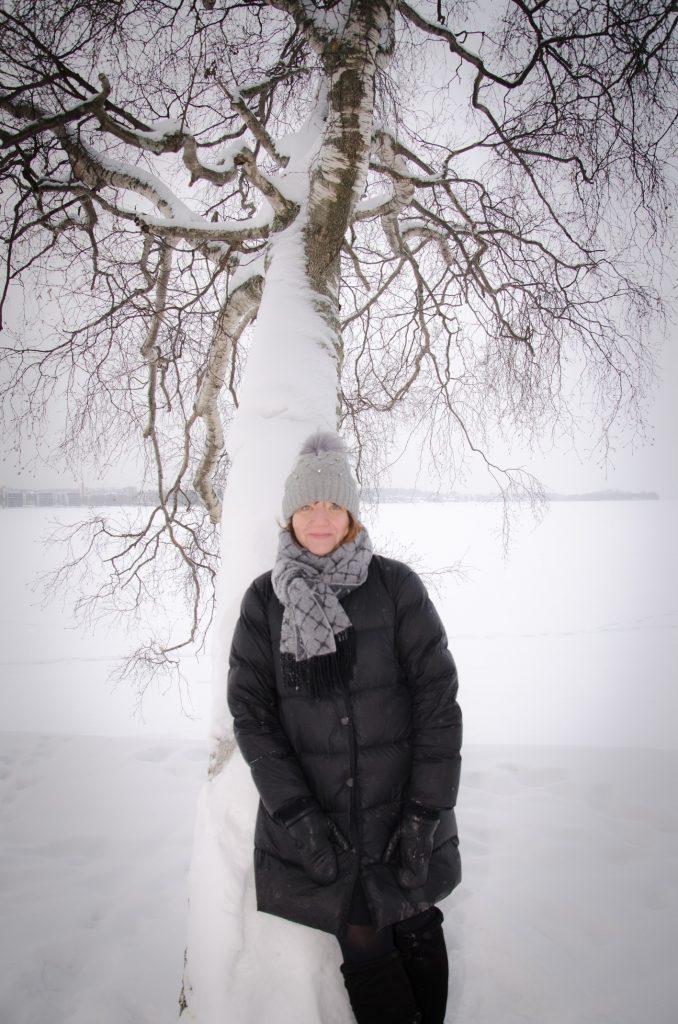 Sairaanhoidon ylilääkäri Marja-Leena Hyypiä