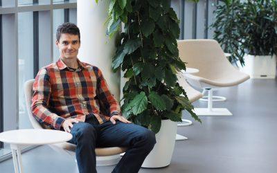 Osteopaatti Hannu-Heikki Turunen on ihmiskehon ammattilainen