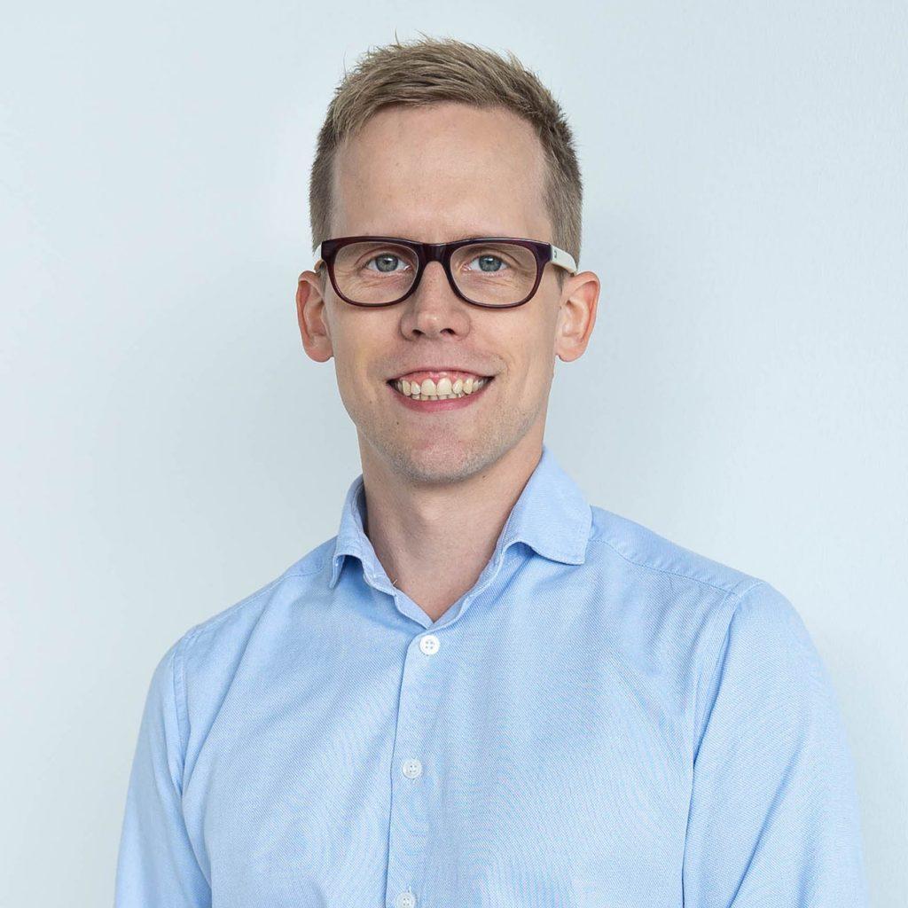 Korva-nenä-kurkkulääkäri Jussi Viljanen, Tampere, Pirte Ratina