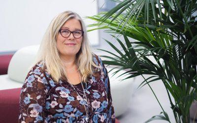 Akupunktioterapeutti Ilona Fagerlund-Rauhanen on kohtaamisen asiantuntija
